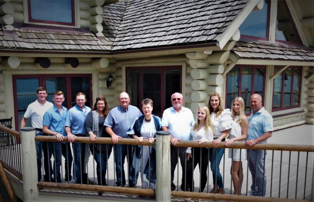 Bowes Family Photo